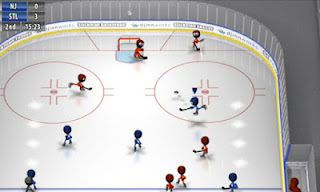 Stickman Ice Hockey v1.3 Mod Apk Terbaru