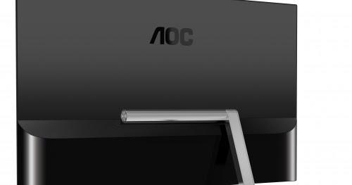 Monitor AOC feat Studio F.A. Porsche