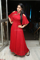 Poorna in Maroon Dress at Rakshasi movie Press meet Cute Pics ~  Exclusive 31.JPG