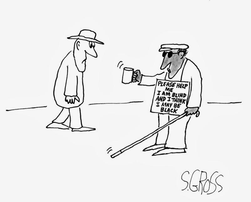 Bado's blog: New Yorker Cartoonist Sam Gross