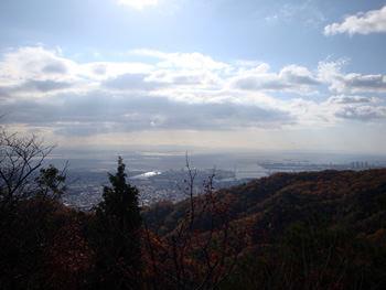 六甲の荒地山