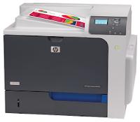 HP Color LaserJet Enterprise CP4025n Driver