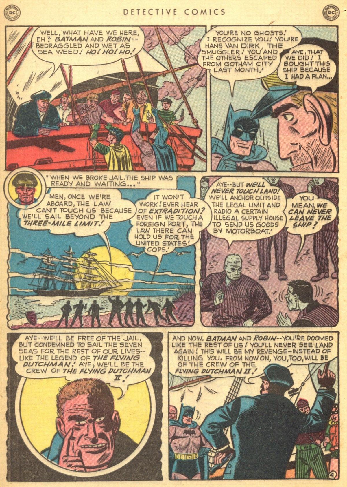 Read online Detective Comics (1937) comic -  Issue #170 - 6