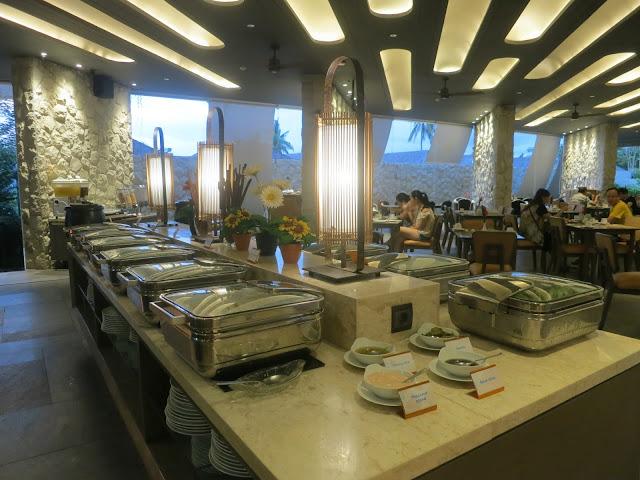 Bumbu Restaurant Buffet Breakfast