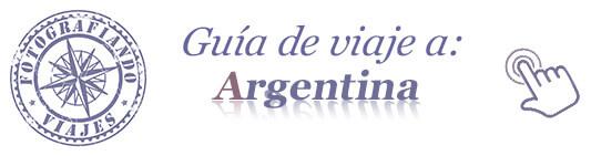 Guia viaje a Argentina
