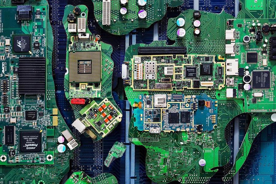 Vì sao rác điện tử không phải là loại rác tốt - xử lý rác thải điện tử Thái An