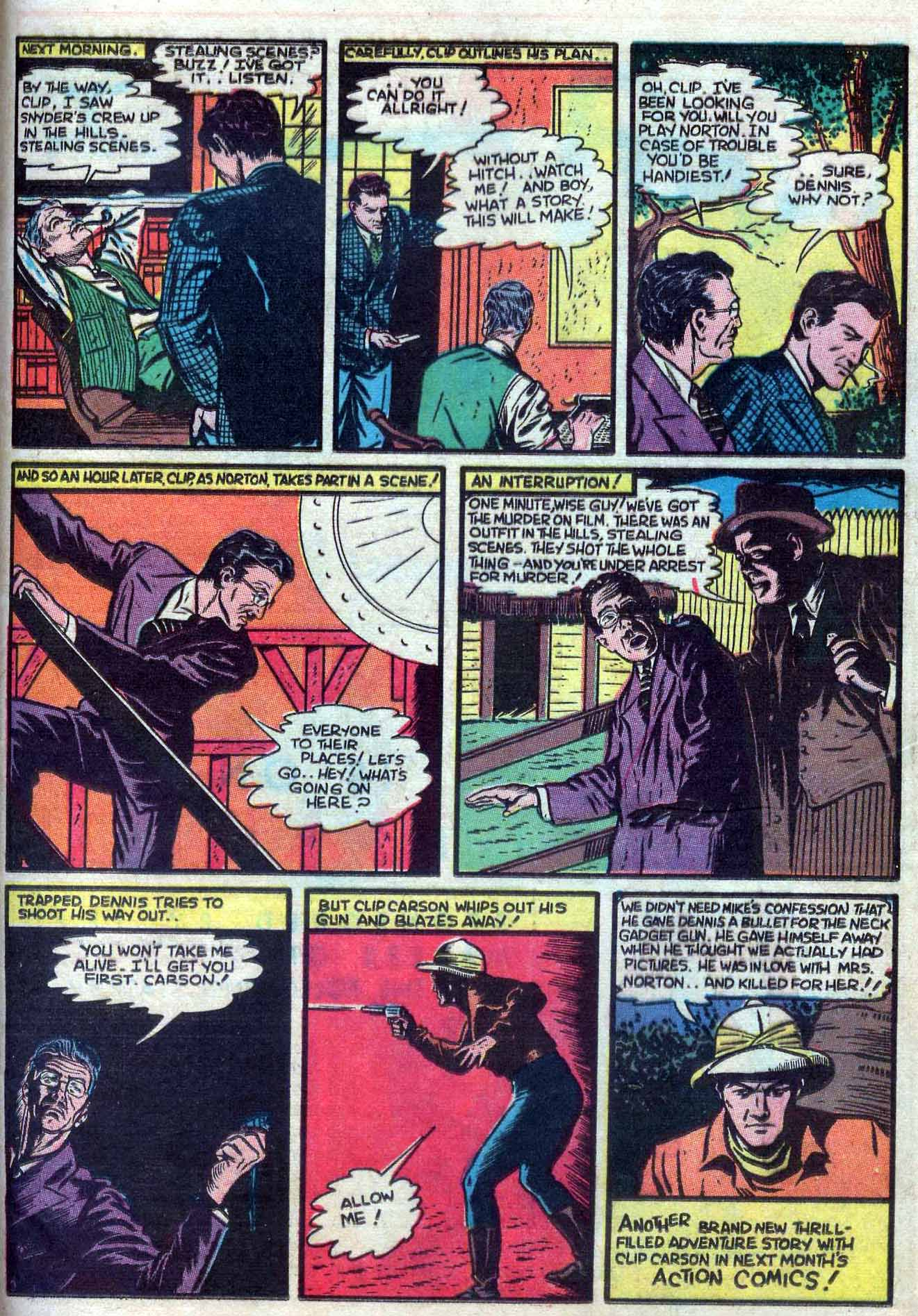 Read online Action Comics (1938) comic -  Issue #27 - 57