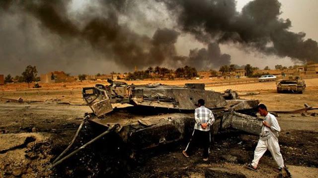 Ο πόλεμος στη Μέση Ανατολή και η παγκόσμια οικονομία