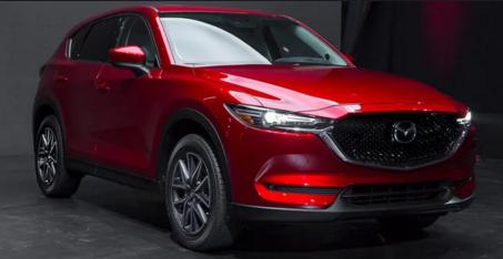 2018 Mazda CX 5 Diesel Engine