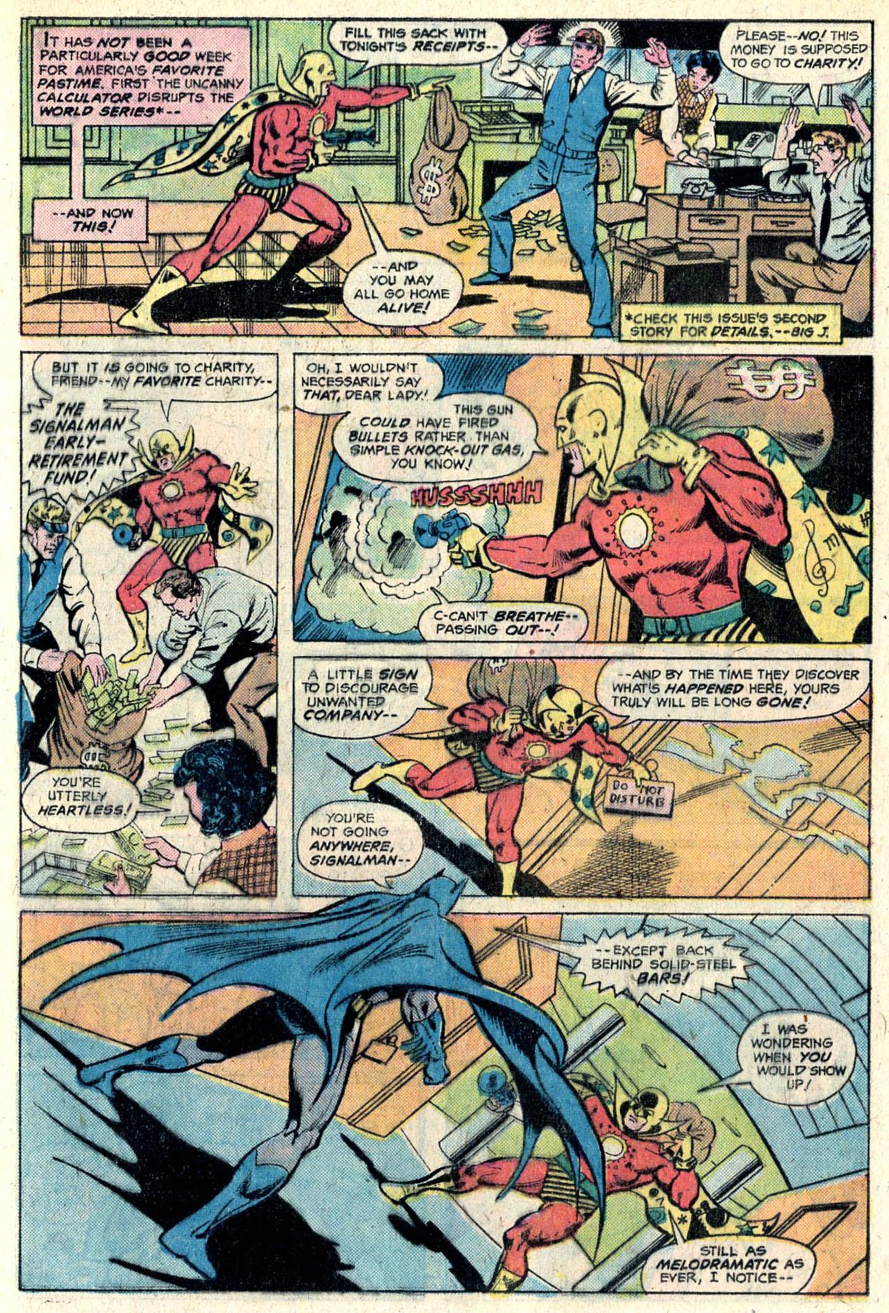 Detective Comics (1937) 466 Page 4