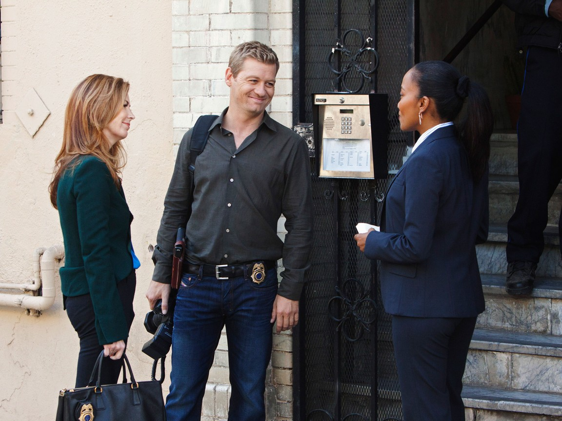 Body of Proof - Season 2 Episode 10:Your Number's Up