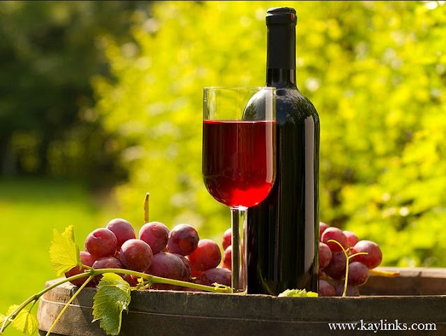While a moderate amount of red wine may provide health benefits, consuming too much alcohol can cause devastating health effects. And these include alcohol dependence, liver cirrhosis and weight gain. It may also increase the risk of depression, disease and premature death.