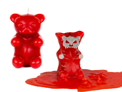 Gummy Bear Candle