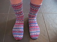 Simple Socks For Eleanor