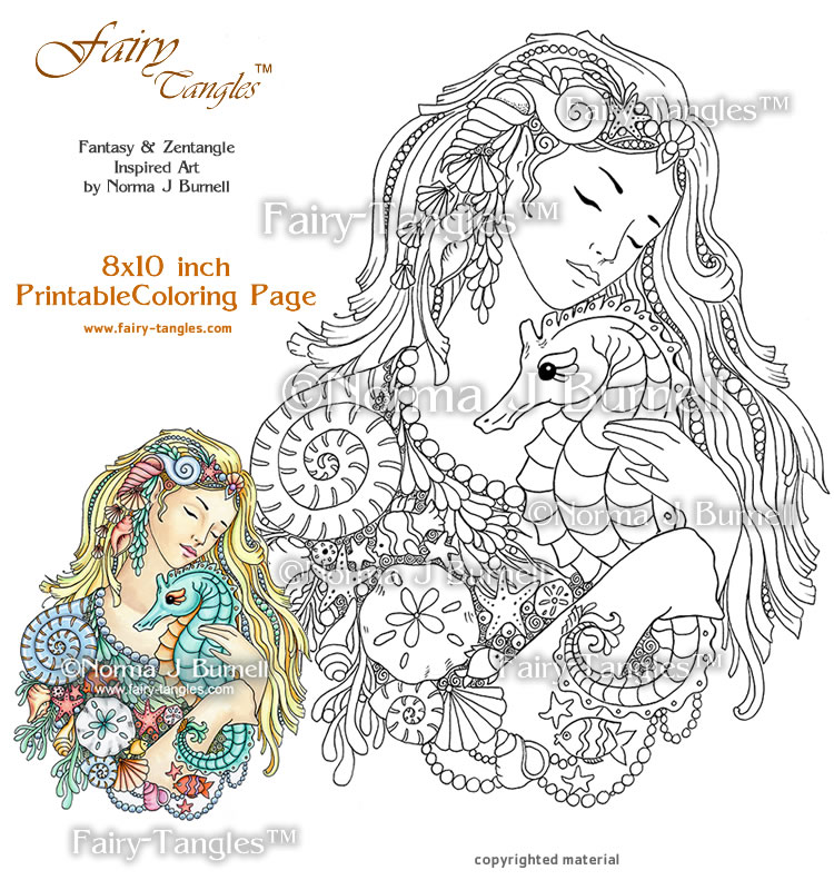 Fairy Tangles New Fairy Tangles Printable Coloring Sheets