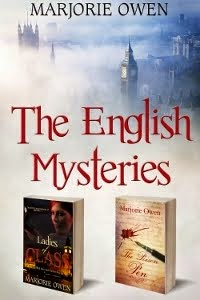 English Mysteries Book Bundle Buy Here