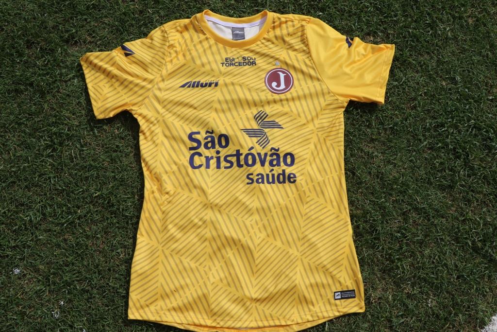 Manto Juventino - As camisas do Clube Atlético Juventus 43407b01d9953