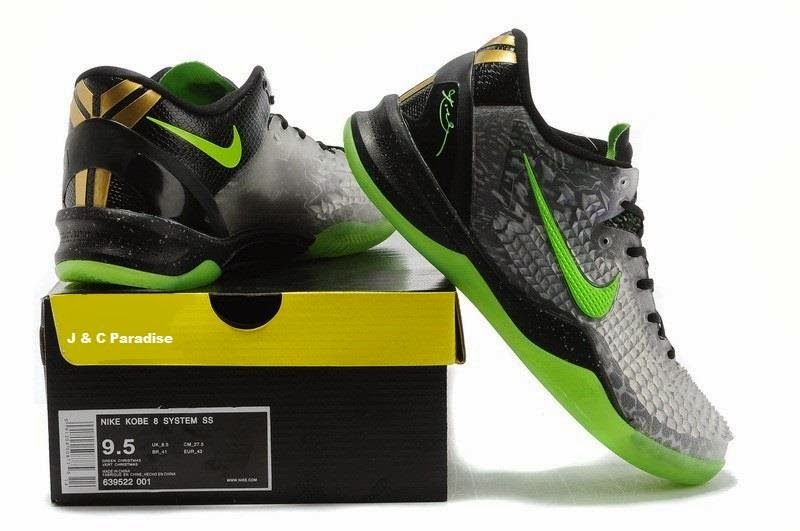 check out 207ba 5bf25 Nike Kobe 8 System SS Christmas. For Sale   PRE - ORDER (KC) Size   US 7,8,8.5,9,10.5,11,14.  Condition :Brand New in Original Box