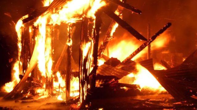 Dos víctimas fatales deja incendio en Chiloé