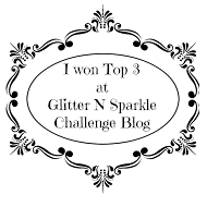 TOP 3 OVER AT GLITTER 'N' SPARKLE