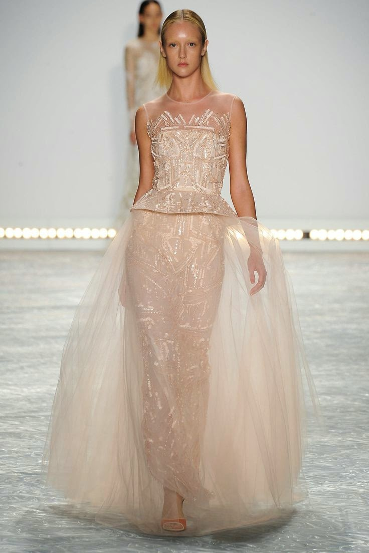 Monique Lhuillier Primavera-Estate 2015