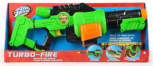 Urban Taggers Nerf Mods Reviews Air Zone Turbo Fire