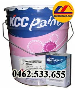Sơn lót epoxy gốc nước KCC