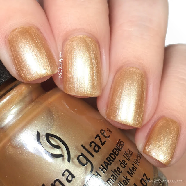 China Glaze Toast It Up