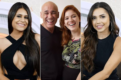 Enquete BBB18, Quem sai Ana Paula, Família Lima ou Paula?