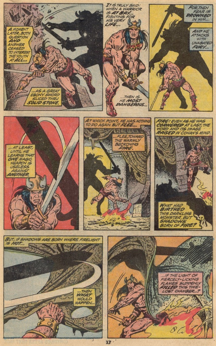 Conan the Barbarian (1970) 31 Page 12