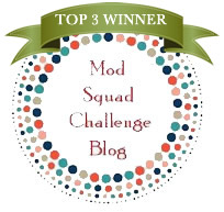 Mod Squad Top Three Challenge Winner