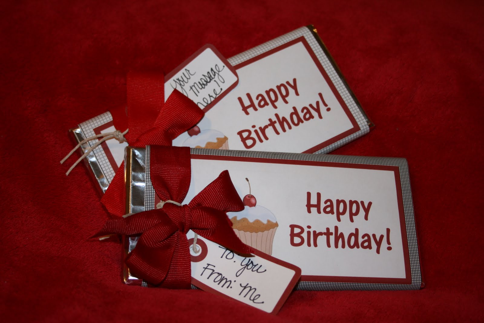 Little Miss Suzy Q Hy Birthday Candy Bar Wrer Crafty Yummy Home Young Women Gifts In A Can