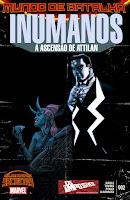 Inumanos: Ascensão de Attilan #2