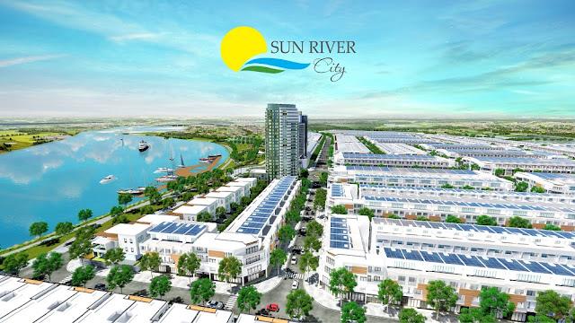 dự án đất nền khu đô thị sun river city