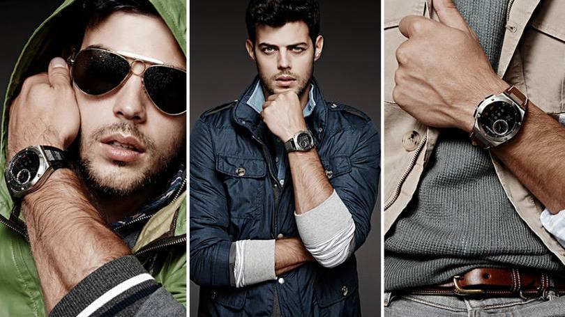 0cc686eba0f Saiba quais são os relógios que os homens mais estão usando.