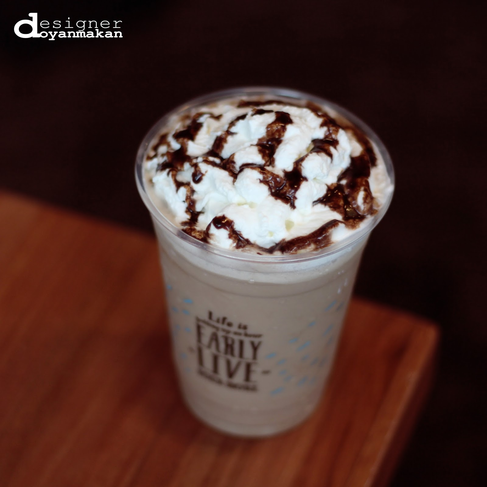 Designer Doyan Makan: Caribou Coffee: Holiday Food and Beverages