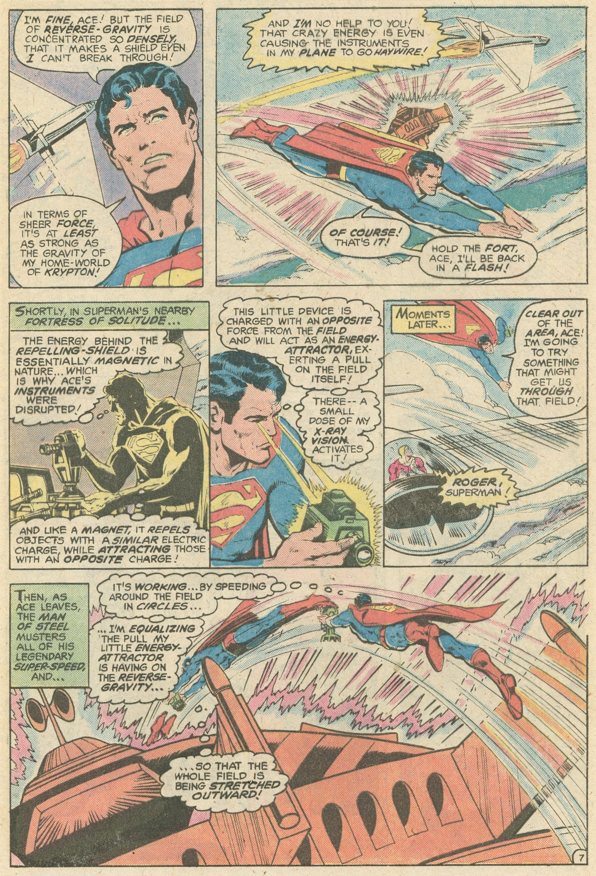 Read online World's Finest Comics comic -  Issue #267 - 9