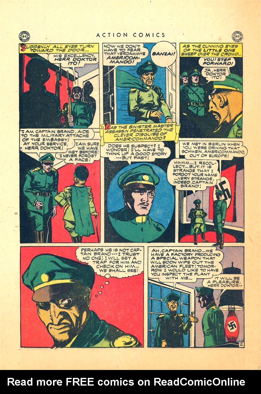 Action Comics (1938) 73 Page 40