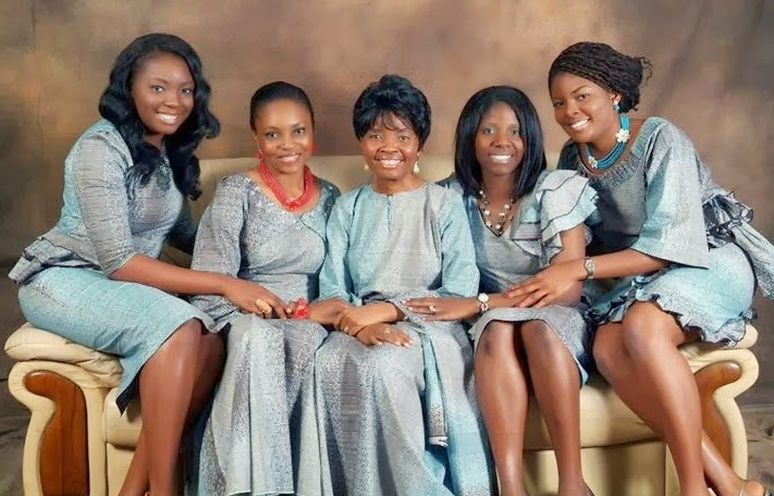 Love Amp Joy See Bishop Oyedepo S Beautiful Daughters