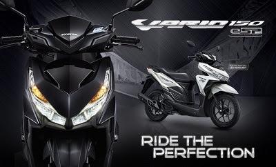 Spesifikasi Dan Harga Honda Vario eSP