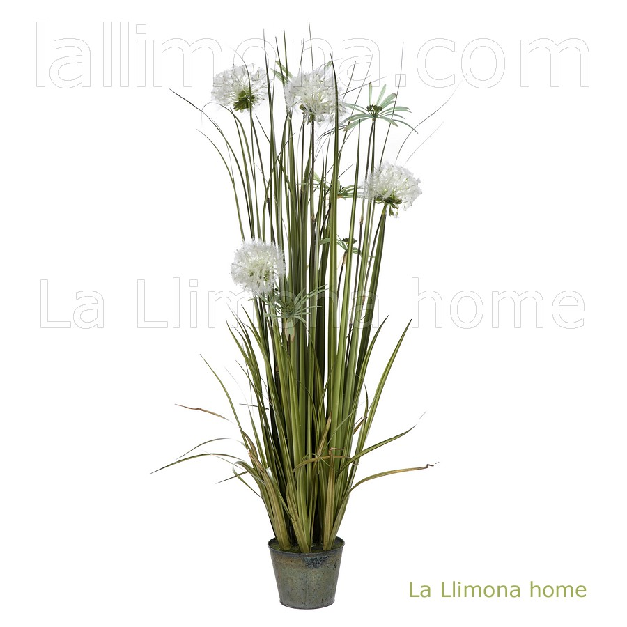 La llimona for Plantas ornamentales artificiales