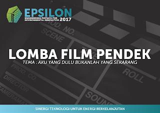 Lomba Film Pendek Nasional di UGM 2017
