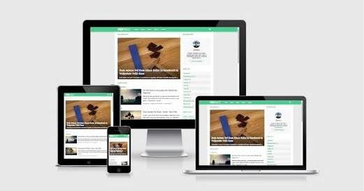 Cara Membuat Header Blog & Menu Navigasi seperti VioMagz Template