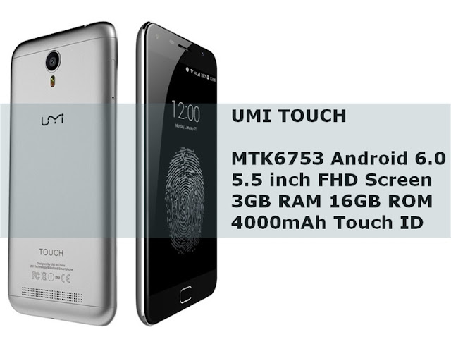UMI Touch Release date and other information