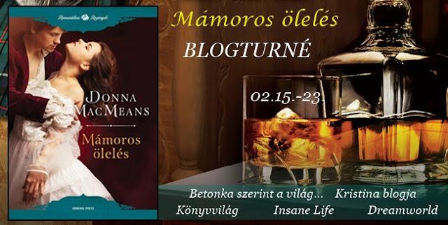 Donna MacMeans: Mamoros oleles
