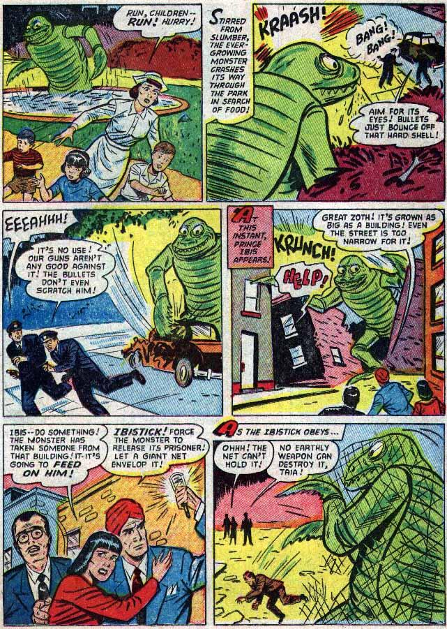 Read online WHIZ Comics comic -  Issue #154 - 19