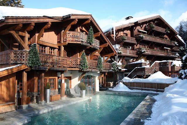 Les Chalets du Mont d?Arbois, Megève, A Four Seasons Hotel Debuts in December 2019.