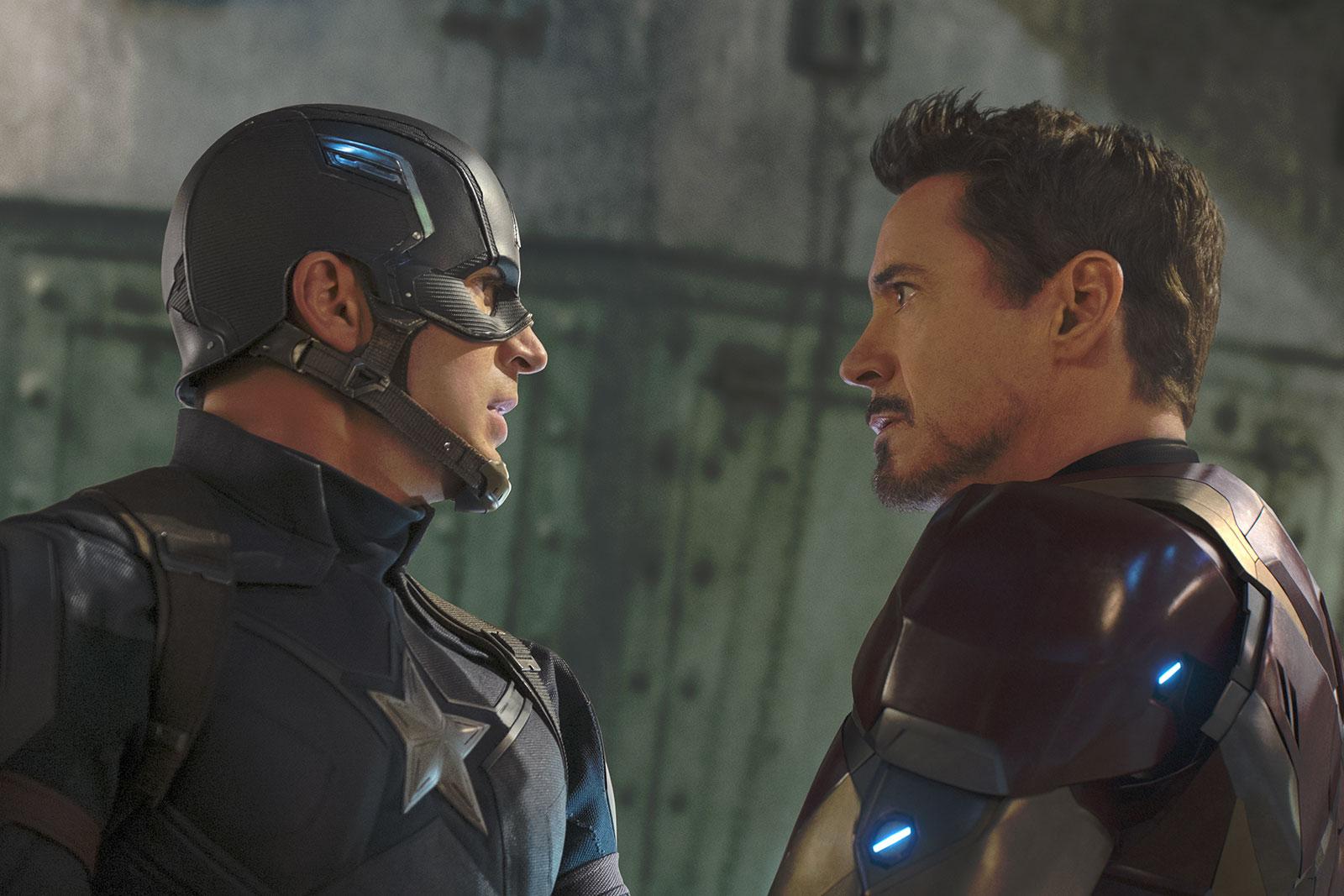 El Capi contra Iron Man