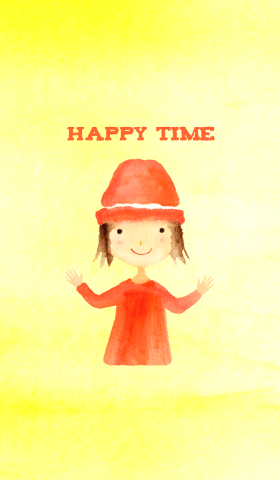 A HAPPY TIME