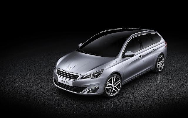 Peugeot 308 SW teknik özellikleri